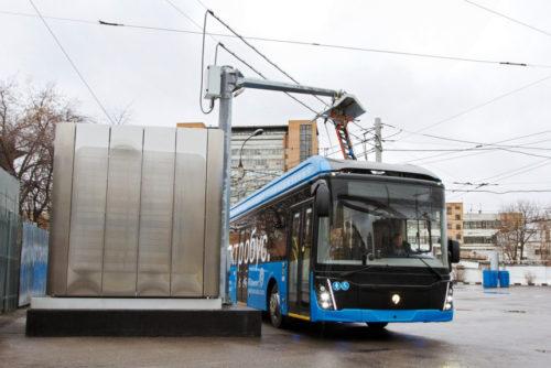 Электробусы ГАЗ
