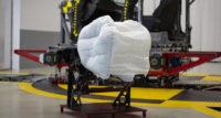 Инновационная подушка безопасности от Honda и Autoliv