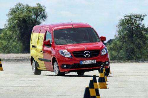 Каблучок Mercedes Citan