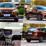 Китайский бюджетный аналог Nissan Qashqai