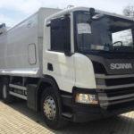 Коммунальная спецтехника Scania