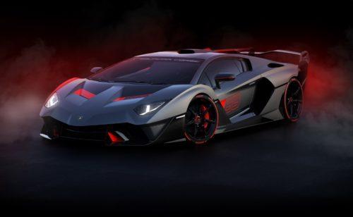 Lamborghini в гонках гиперкаров