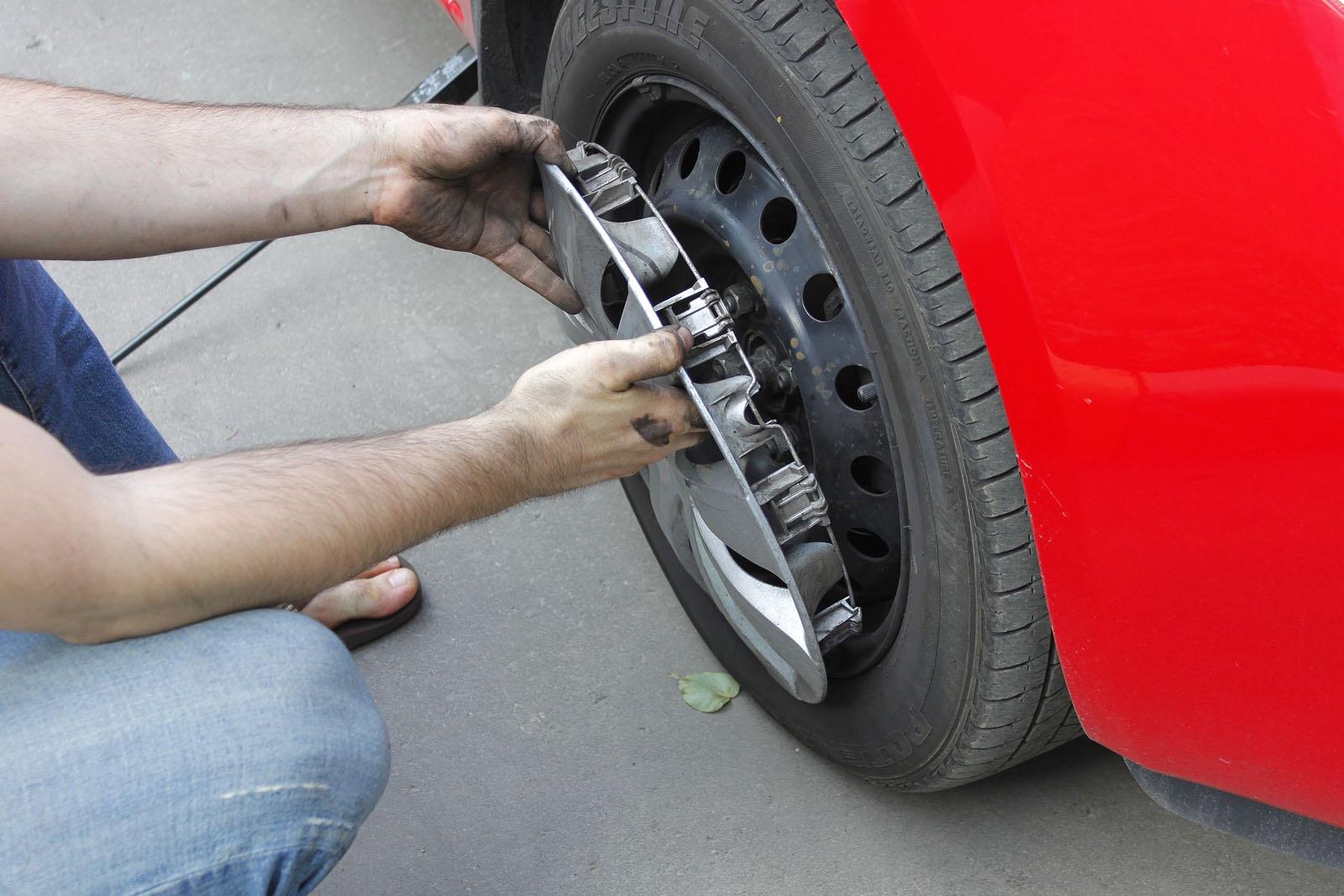 Пластиковые колёсные колпаки и их скрытые функций