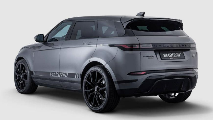 Аэродинамический Range Rover Evoque от Startech