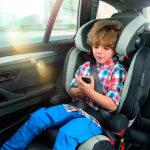 С какого возраста детям можно ездить без специального кресла в автомобиле?
