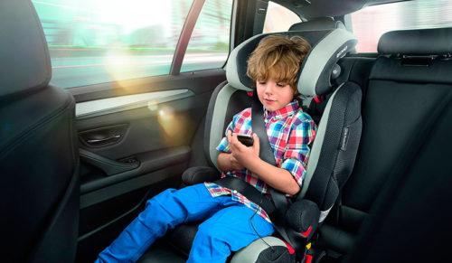 С какого возраста детям можно ездить без специального кресла в автомобиле