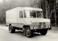Советский фургон ТА 3760