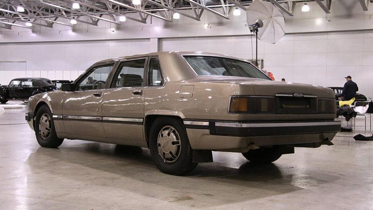 Советский лимузин ЗиЛ-4102