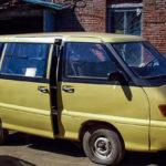 Уникальный Советский микроавтобус ИЖ-042