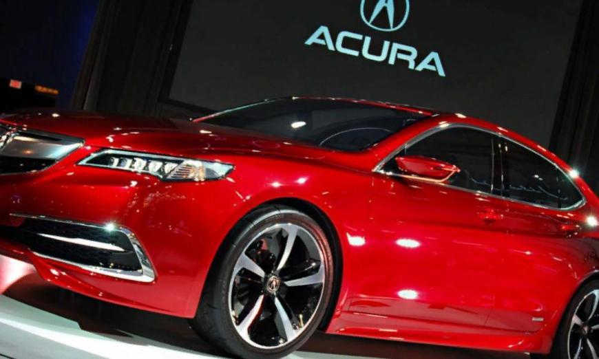 Спортивная модель Acura Type S Concept