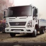 Среднетоннажные грузовики Hyundai Mighty