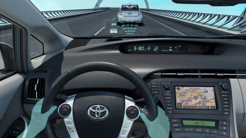 Toyota газ с тормозом