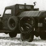 УАЗ-915Б для военной авиации