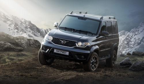 УАЗ Патриот будет с нержавеющим кузовом и новым мотором