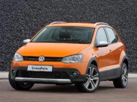 Внедорожная версия хэтчбека Volkswagen Polo
