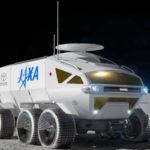 Водородный лунный автобус Toyota