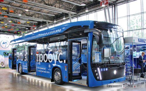 Выставки «ЭлектроТранс-2019» и «CityBus-2019»