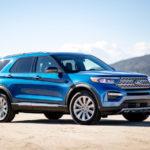 Запас хода гибридного Ford Explorer