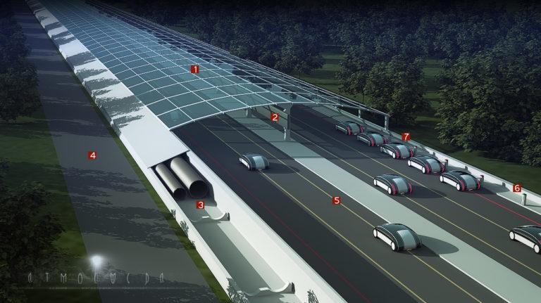 Фантастические дорожные технологий будущего