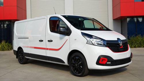 фургон Renault Trafic