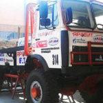 Спортивный грузовик МАЗ
