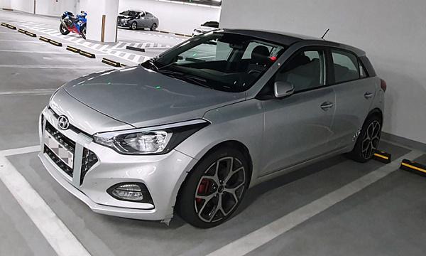 Новый хэтчбек Hyundai i20