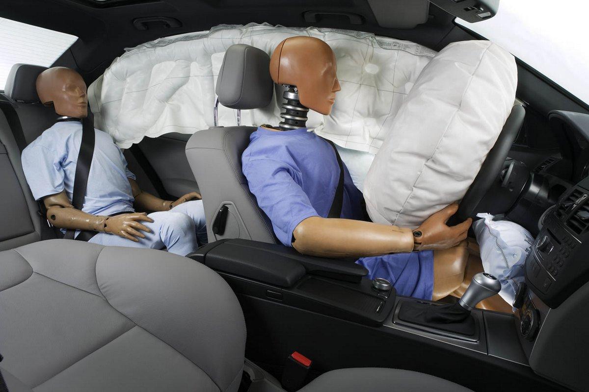 Вся правда про подушки безопасности