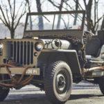 Автомобили были созданы для военных, но перешли гражданским