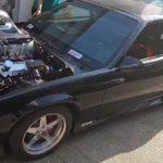 10-литровый движок Chevrolet Camaro