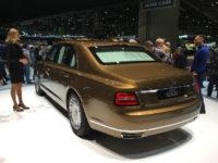 Aurus Senat Sedan оказался слишком дорогим для главы ВТБ