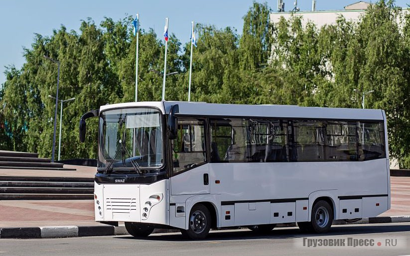 Автобус среднего класса СИМАЗ