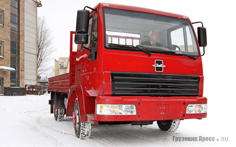 Бортовой грузовик  ЗИЛ-230100
