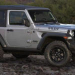 Две спецверсии Jeep Wrangler