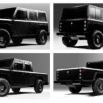 Электромобили-вездеходы Bollinger B1 и B2
