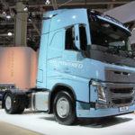 Европейские грузовики на Комтрансе