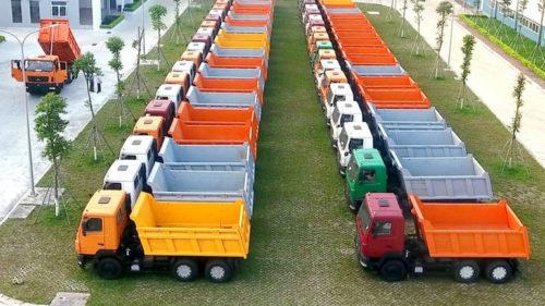 Грузовики МАЗ будут собирать во Вьетнаме
