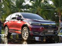 Тот же CR-V с другим дизайном - Honda Breeze