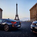 Лимитированные версии BMW i3s и i8