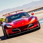 Мировой рекорд скорости электрического Chevrolet Corvette