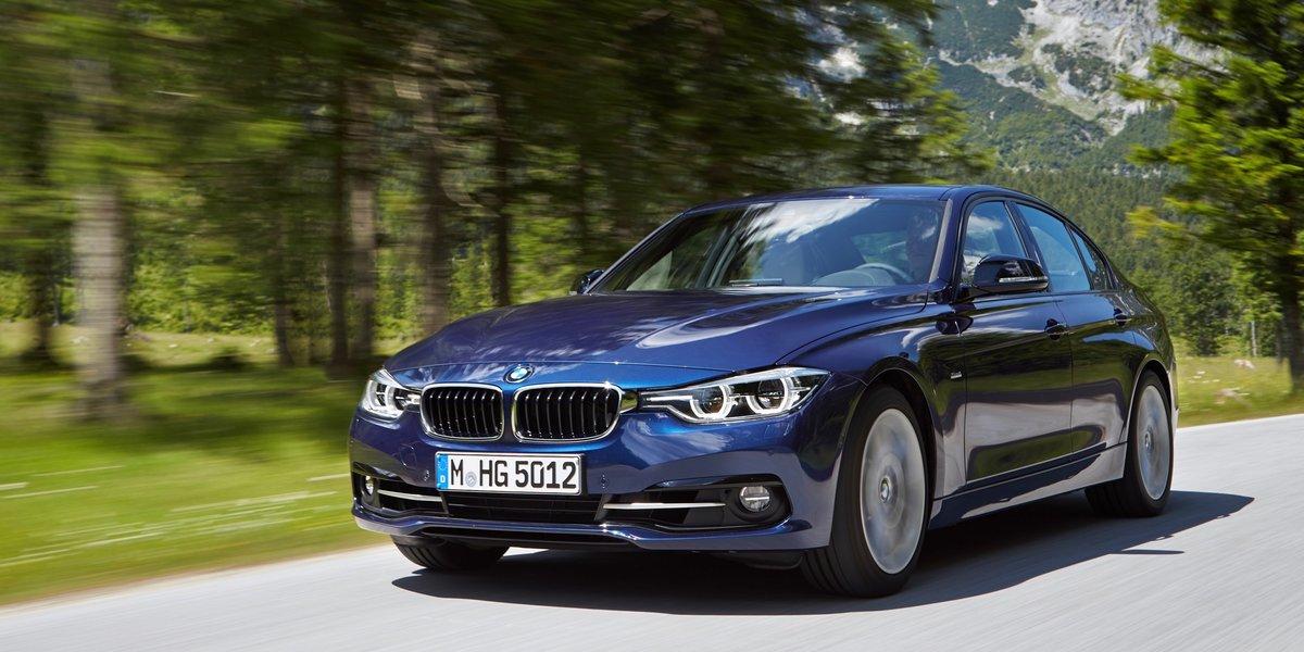 Новая модификация третьей серии BMW