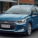 Новое поколение бюджетного GM Chevrolet Onix