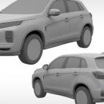 Новые Mitsubishi Pajero Sport и ASX