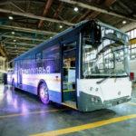 Новые пригородные автобусы ГАЗ