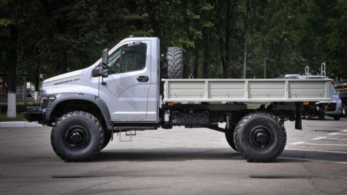 Новый полноприводной грузовик «Садко Next»