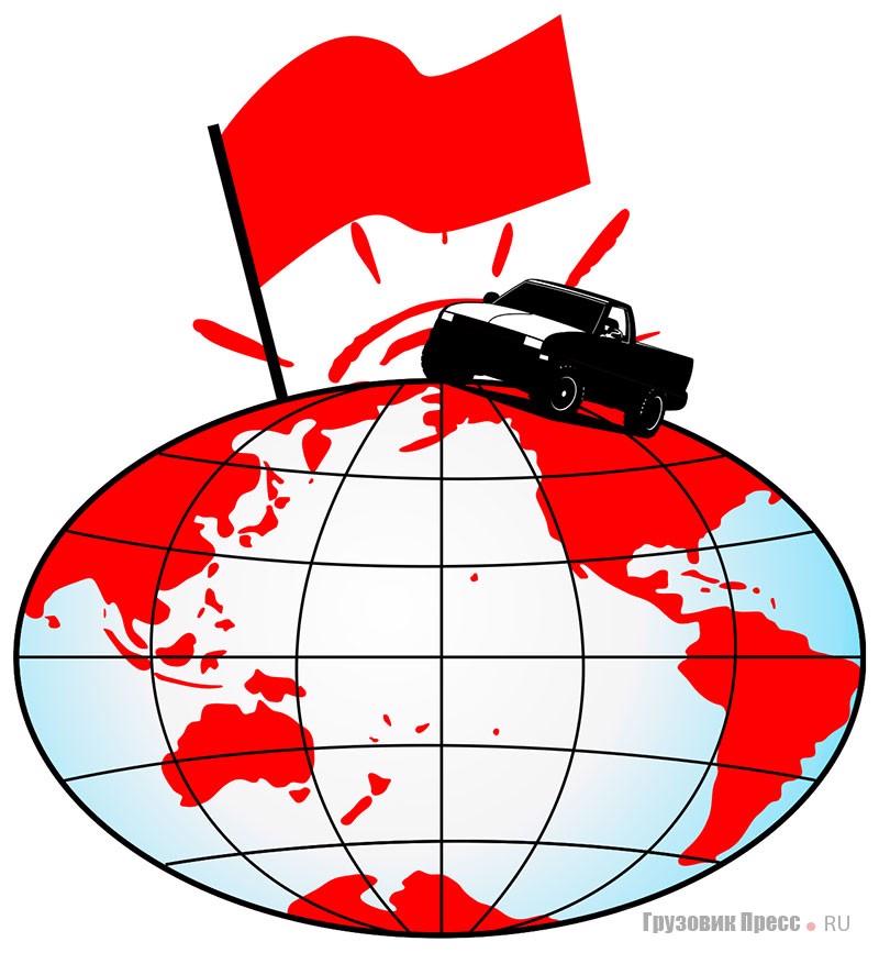 Пикапы стран соцлагеря