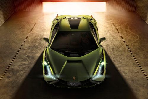 Преемник суперкара Lamborghini Aventador может оказаться гибридом
