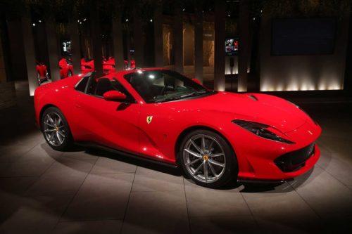Спор Ferrari с экологами из-за 12-цилиндровые двигатели