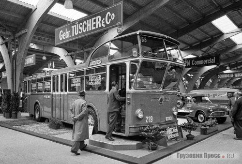 Управляемые сверху автобусы