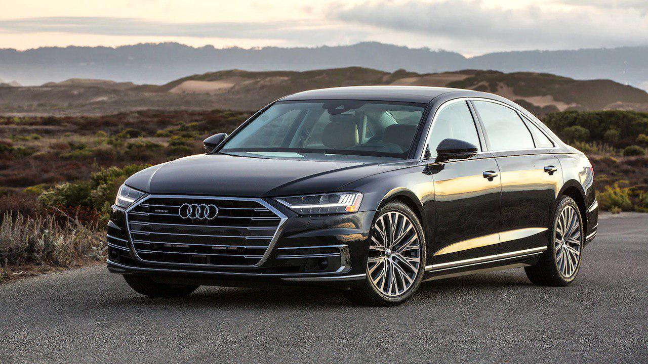 Audi A8L Fleet Series для корпоративных клиентов