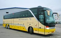 Автобусы Setra S 417 HDH класса люкс «турист»